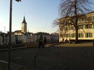 Zurich and Geneva 184