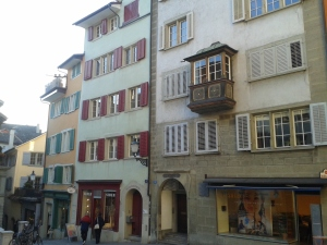 Zurich and Geneva 198