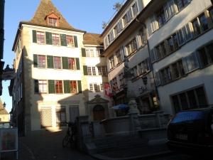 Zurich and Geneva 205