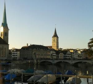 Zurich and Geneva 214