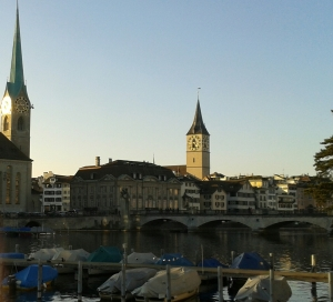 Zurich and Geneva 214
