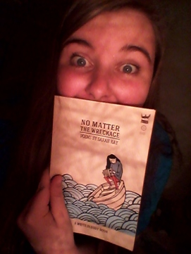 My new book, No Matter The Wreckage!