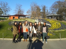 First day in Geneva!