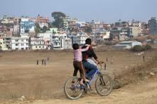 nepal bike